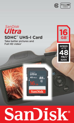 Memory Card For Victure HC200 Trail Action Camera 16GB 32GB SD