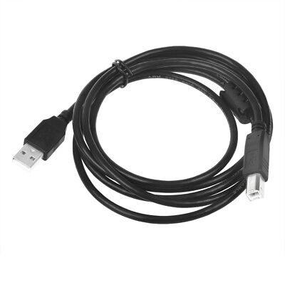 6ft USB 2.0 Printer Cable Cord Lead for HP Deskjet 3055A 3056A 3057A 3059A