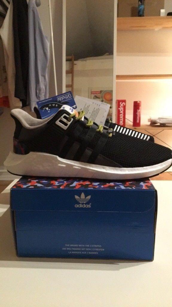 Adidas EQT BVG Support 93 Berlin