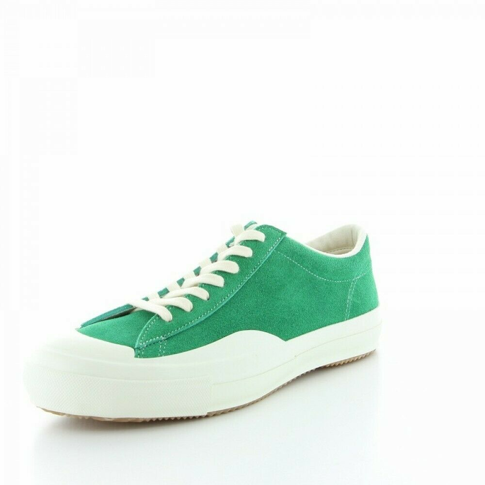 Moonstar FINE VULCANIZED Sneakers BUMPER COURT green Kurume Japan