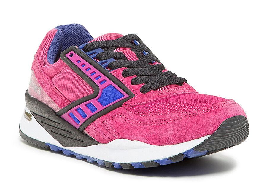 New Brooks Evenfall Regent Women Sneakers Pink/Blue
