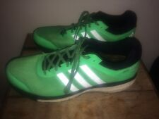 d6e06535a Adidas Glide Boost Supernova Athletic Running Shoes Neon Green Men s Size  11.5