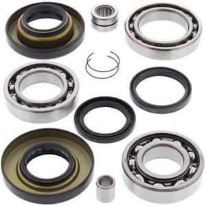 Differential Bearing and Seal Kit~2005 Honda TRX350TM FourTrax Rancher~All Balls