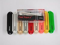 Dimarzio Fast Track 2 Single Coil Pick-up W/chrome Rails Dp 182