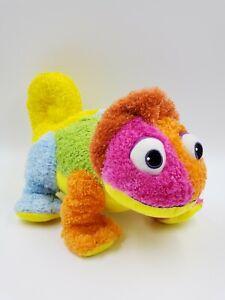 Kohl's Cares Plush Chameleon A Color of His Own Leo Lionni Lizard Stuffed Animal