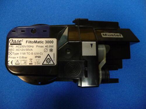 11460 Original Ersatzteil 14000 Nr Oase Elektroeinheit FiltoMatic CWS 12000