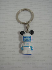 "Disney Vinylmation Jr #7 In Space WHITE ASTRONAUT MAN Suit Mickey 1.5"" Figure"