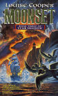 Moonset by Louise Cooper (Paperback, 1995)