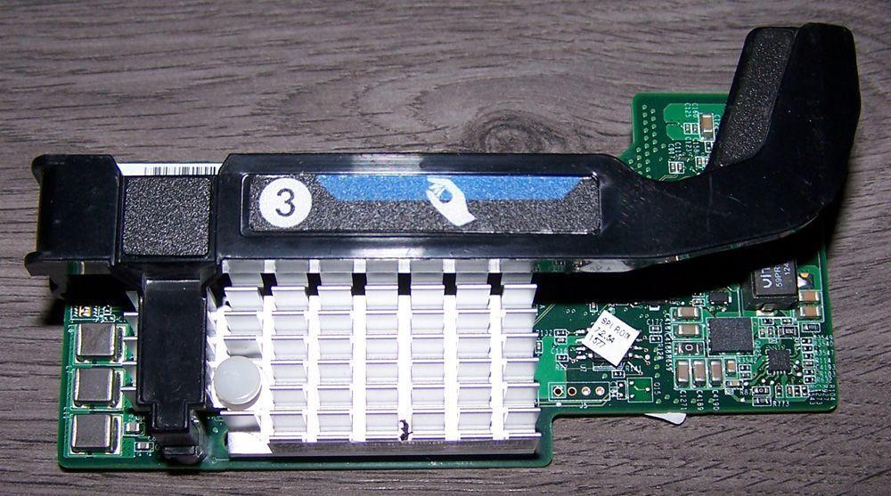 656590-B21 HP Ethernet 2-port 530FLB Flex-10 Adapter 2x 10GbE 657132-001