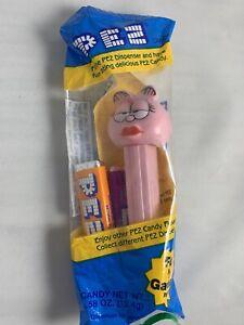PEZ  Garfield - Arlene intro retired. New In Original Package.