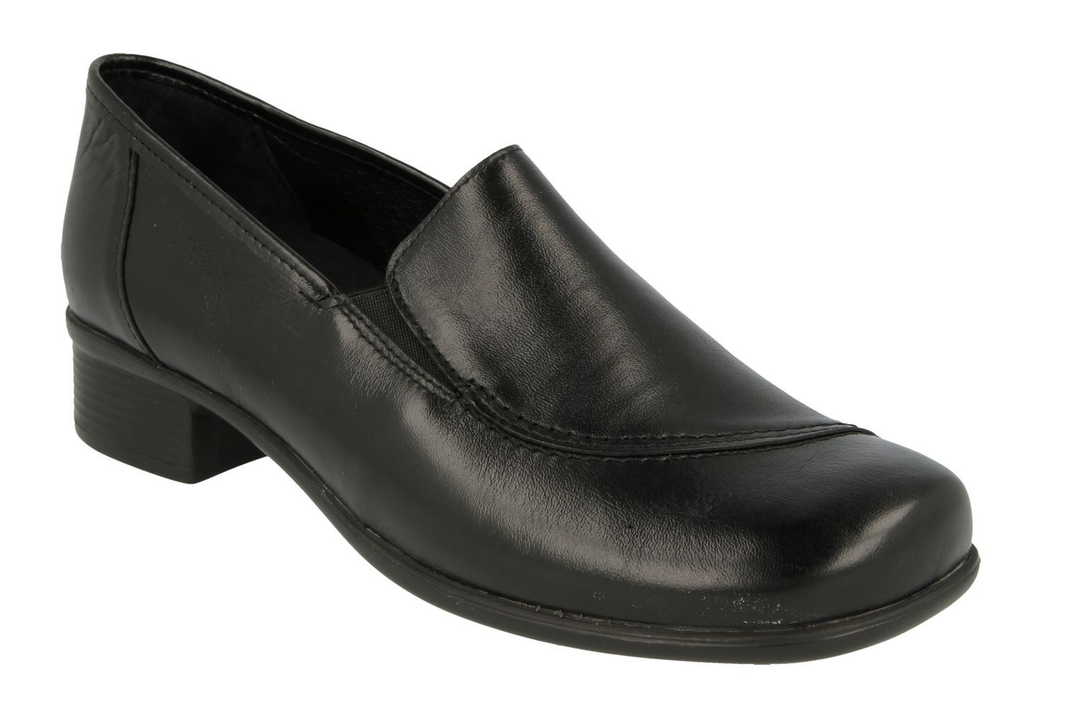 Db shoes Womens Prague Slip On Loafers Wide Fitting shoes - EV Width (1E - 3E)