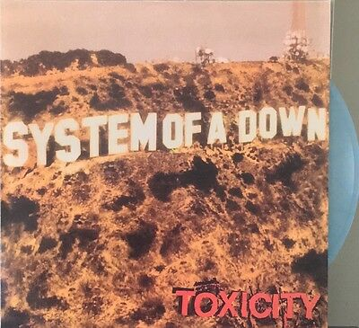 SYSTEM OF A DOWN TOXICITY LP COLORED VINYL