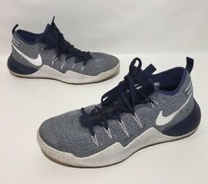 timeless design 645d8 e8760 Image is loading Nike-Hypershift-Basketball-Shoes-Mens-Blue-Size-15