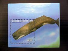 CHILE 2002 Whales M/Sheet MS2067 U/M FP9620