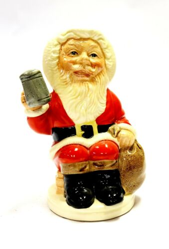 Royal Doulton Father Christmas Toby Jug Made in England
