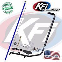 Kfi Atv Snow Plow Blade Manual Lift Kit - Winch Alternative For Kfi Push Tube