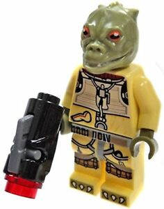 Details About Lego Star Wars Bossk Minifigure With Blaster 2017