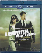 London Boulevard (Blu-ray + DVD, 2012)