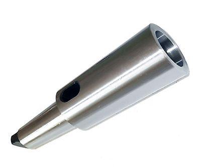 1pcs MT2-MT3 Morse taper shank bit cutter handle  Outside 2 # inner 3 #