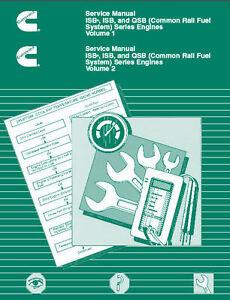 cummins isbe isb qsb common rail fuel system 3 9 4 5 5 9 6 7 rh ebay com cummins qsb 4.5 service manual cummins qsb 5.9 service manual pdf