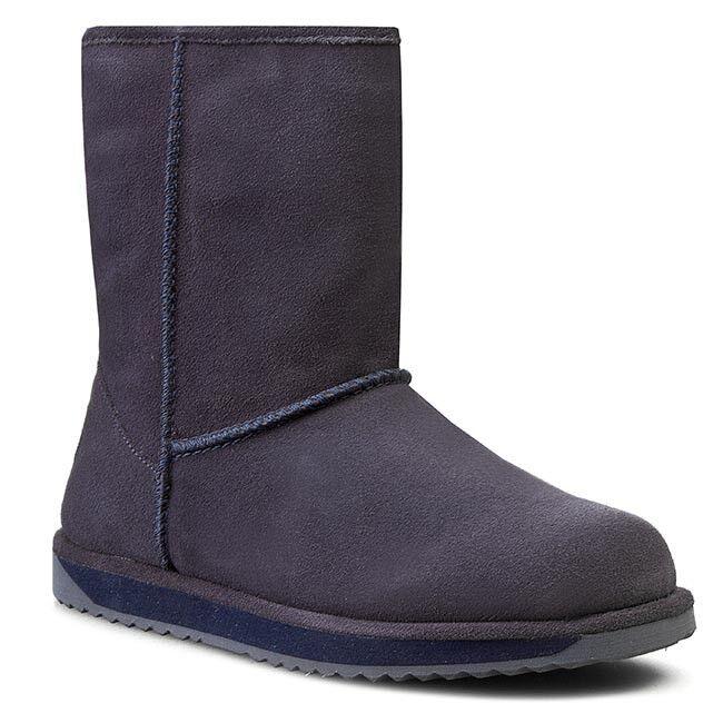 Emu Australia Paterson Lo Indigo W10771 Boots UK 5 EU 38 JS21 98 SALEw