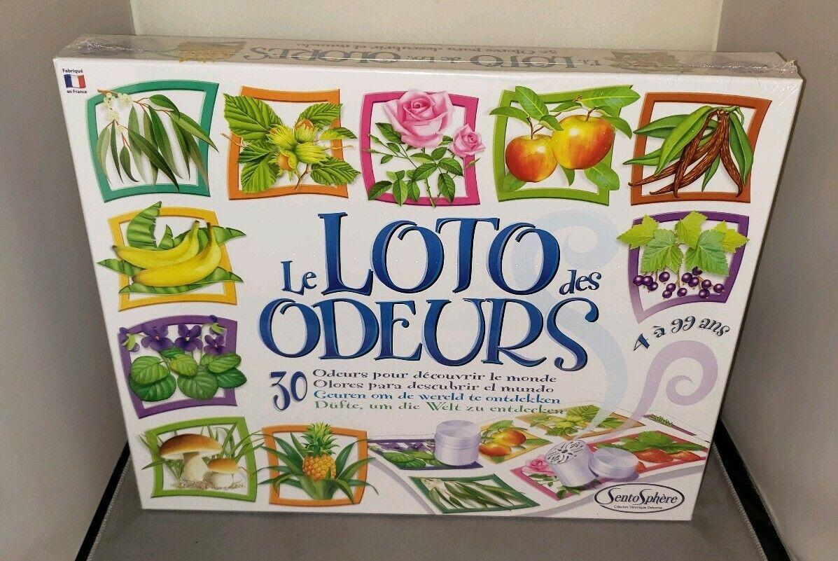 Distridivertimento (Sento)  tavola giocoFragrant Lotto [French Version]  lo stile classico