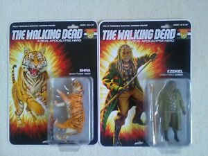 Bloody 13 cm The Walking Dead Actionfigur Shiva Force Tiger Shiva