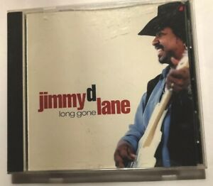 Jimmy-D-Lane-Long-Gone-CD-OOP-Blues