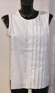 Size Jersey Xl And Cotton 16 White Bnwt Joseph Top 7qYd7