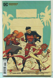 Young-Justice-7-NM-VARIANT-Cover-DC-Wonder-Comics-CBX1D