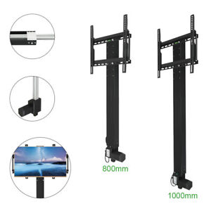 Motorized-TV-Lift-Mount-Bracket-for-32-034-70-034-LCD-Flat-TV-W-Remote-Controller