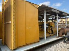 Used Cat 3512b Land Electric Generator Set 1204kw 600v