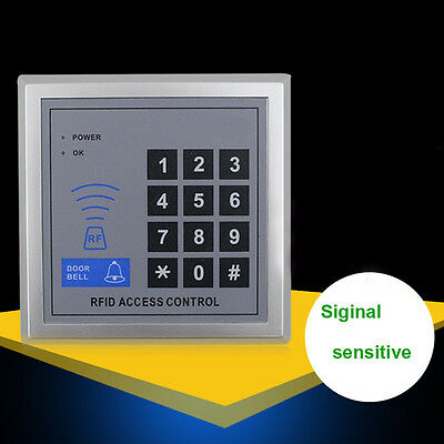 Hot Sale Security Home RFID Door Proximity Lock Entry Access Control System