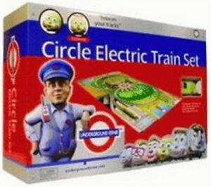 Underground-Ernie-Start-Set-UE101-OO-Scale-with-UK-Controller-and-Track