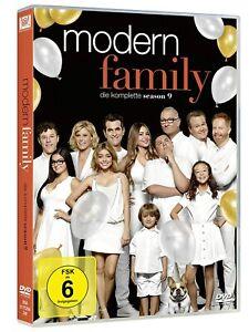 Modern Family-la completa season 9 [3 DVD/Nuovo/Scatola Originale]