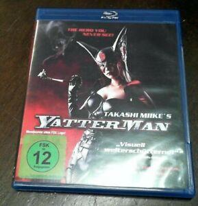 Yatterman-Blu-ray-Takashi-Mike-039-s-vom-Haendler