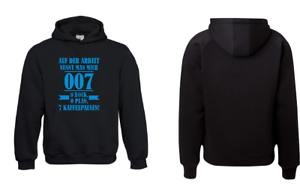 On-the-Work-Call-Man-Me-I-Patter-I-Fun-I-Funny-to-5XL-I-Men-039-s-Hoodie