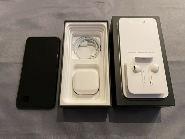 Apple iPhone 11 Pro Max - 64 Go-Minuit Vert (débloqué) A2218 (CDMA + GSM)