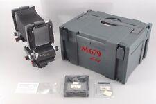【Rare!/A- Mint】 Linhof M679 Multi Format View Camera w/ Case, Accessories #2473