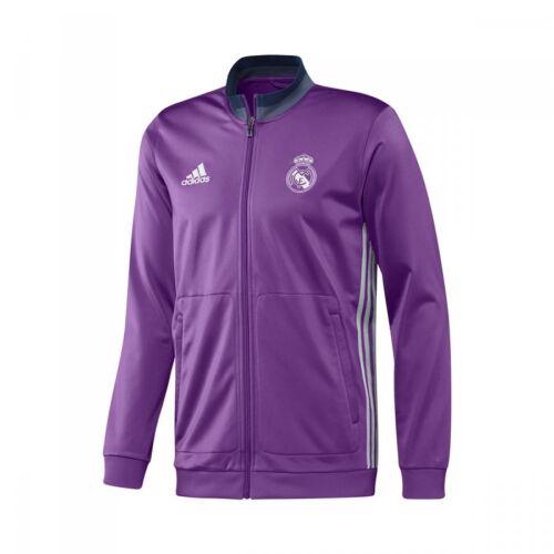 a6af1b2858c 1 sur 3 Survetement Real de Madrid Adidas Authentique neuf Violet taille M