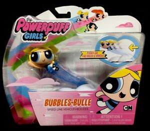 Bubbles Power Puff Girls Speed Line Vehicles