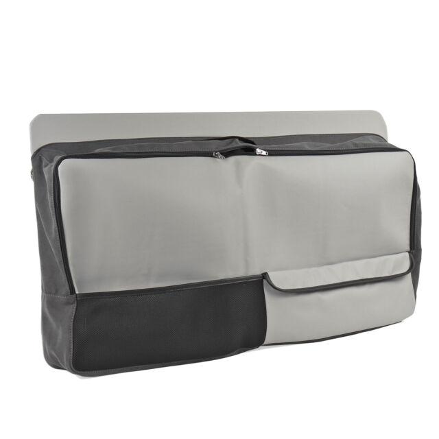 Fenstertasche Utensilientasche Stautasche Califo Grau passend für VW T5 T6