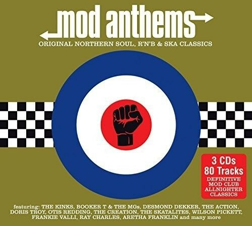 Various Artists - Mod Anthems [New CD] UK - Import