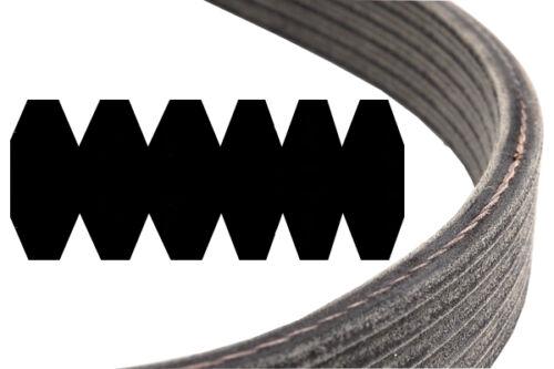 Oem 134Vo0100 Poly V Ribbed Drive Belt 6 Ribs 6Dpk1840 D//S Volvo S60 00-10