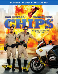 Chips-New-Blu-ray-With-DVD-UV-HD-Digital-Copy-Digitally-Mastered-In-Hd-Di