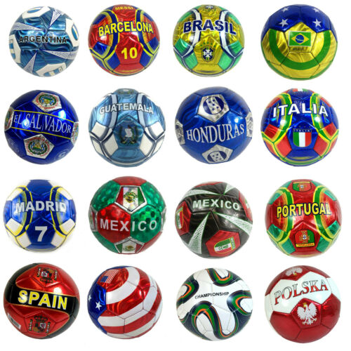 Official World-Wide Football Soccer Ball Summer Sporting Goods World Cup