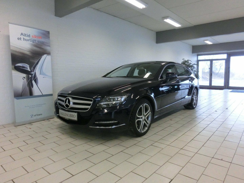 Mercedes CLS250 2,2 CDi SB aut. BE 5d