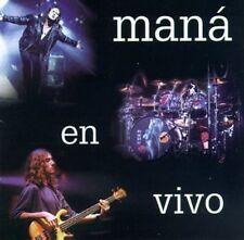 Man, Maná, Mana - En Vivo [New CD]