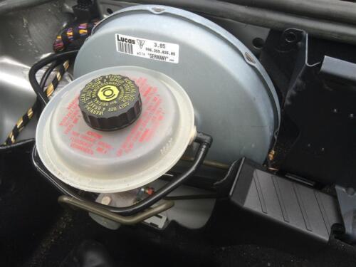 1 of 1 - Porsche 911 996 Boxster 986 Brake Servo Master Cylinder 996 355 025 05  #040616#