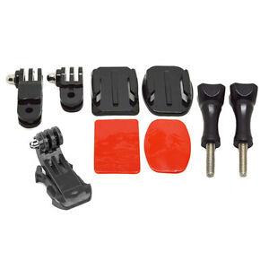 montage zubeh r mount 9in1 gelenk set helm halterung f r. Black Bedroom Furniture Sets. Home Design Ideas
